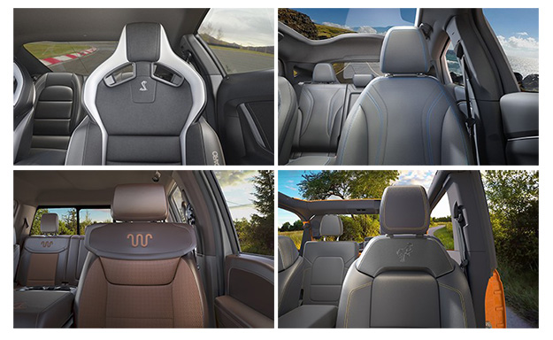 Ford asientos virtuales viodellamadas fondo