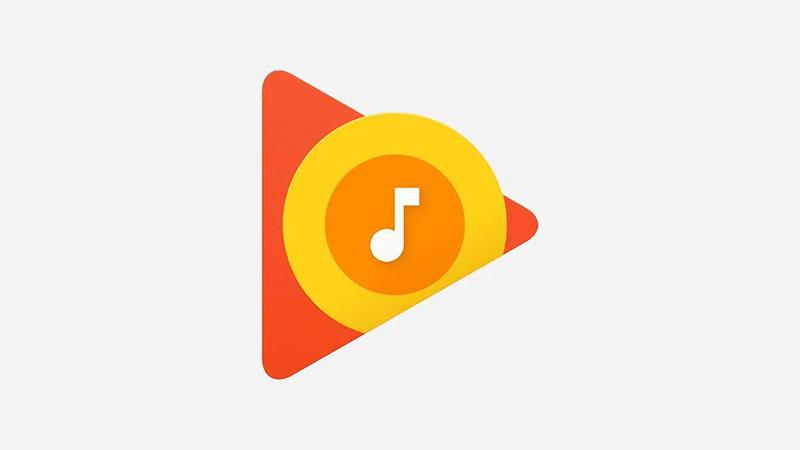 Google Play Music logo 2020