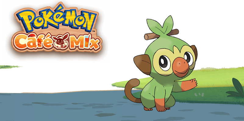 Grookey Es El Nuevo Cliente En Pokemon Cafe Mix Techgames Starter this level gain rate pokémon required total exp amounts for official pokemon info from bulbapedia (content is available under. grookey es el nuevo cliente en pokemon