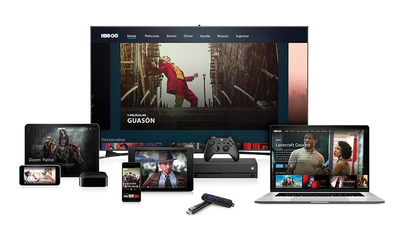 HBO GO dispositivos