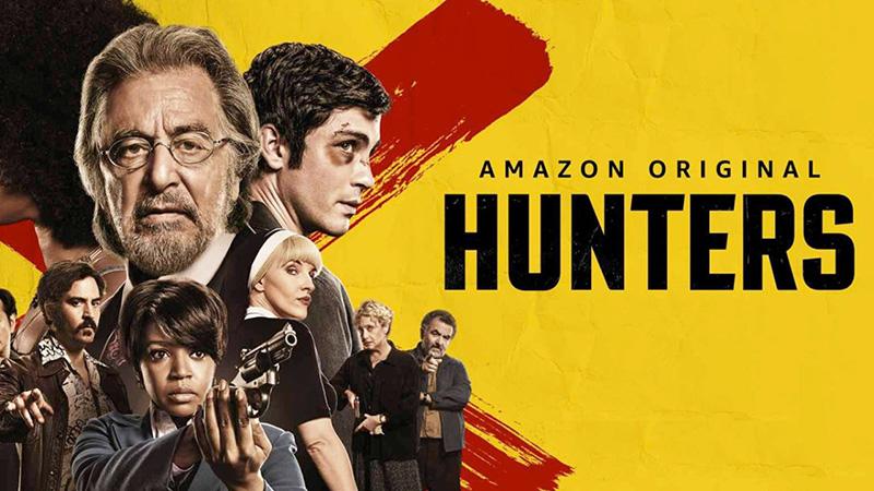 Amazon Studios confirma una segunda temporada para Hunters