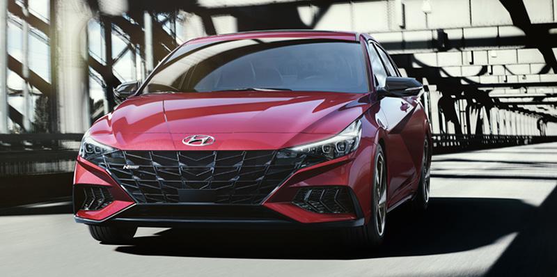 Hyundai Elantra N Line, la versión más deportiva del sedán