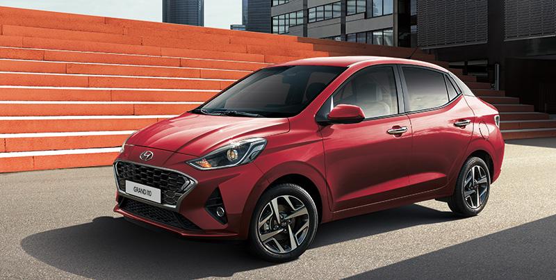Hyundai Grand i10 2021 Mexico