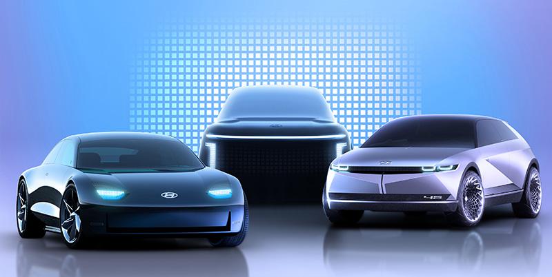 Hyundai IONIQ marca modleos