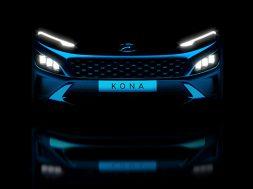 Hyundai KONA N Line teaser