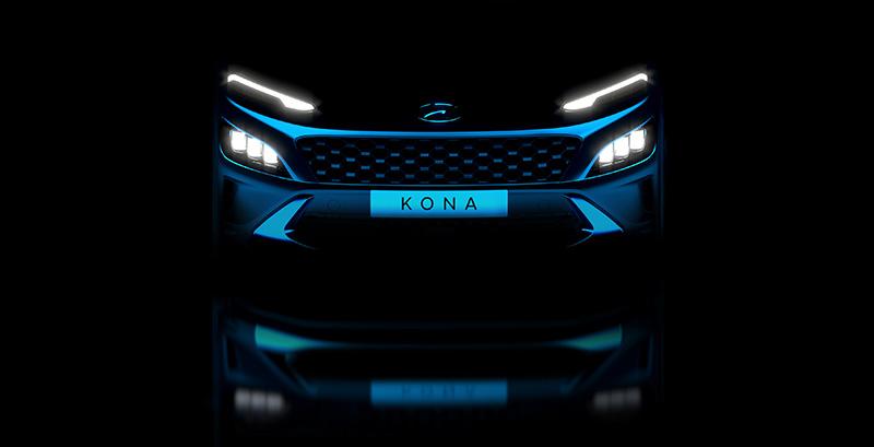 El primer adelanto de los nuevos Hyundai KONA y KONA N Line