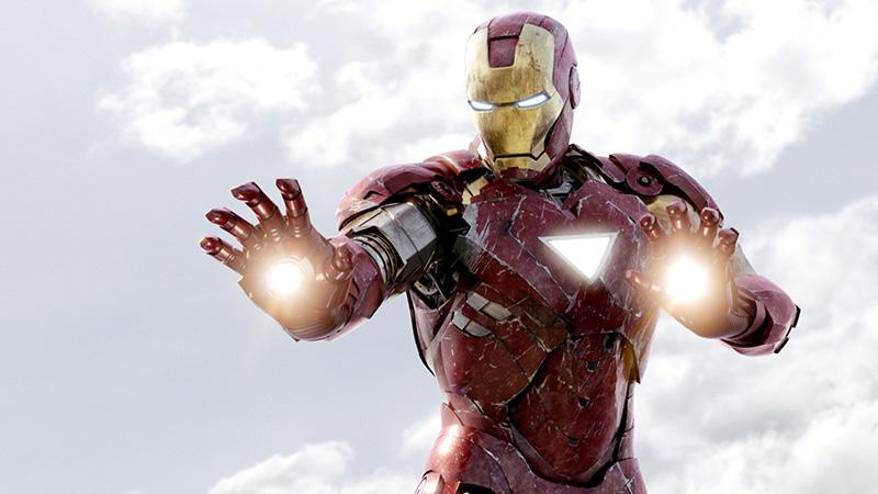 Iron Man Marvel Disney Plus