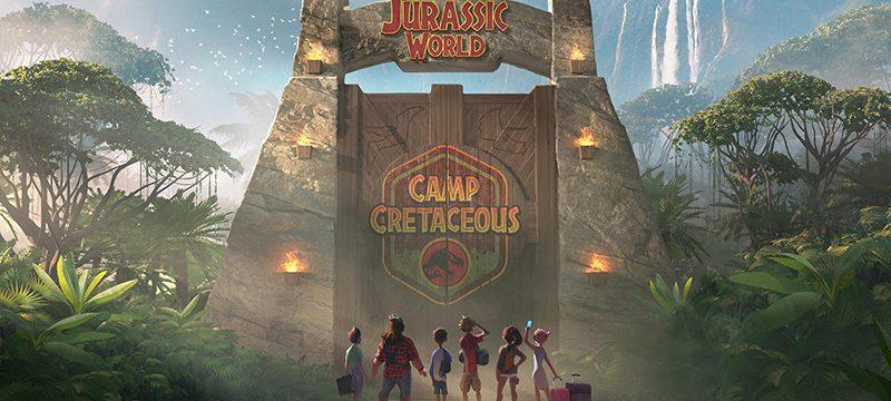 Jurassic World Campamento Cretacico Netflix