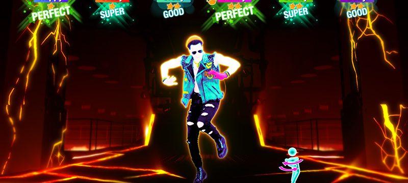Just Dance 2021 Heat Seeke
