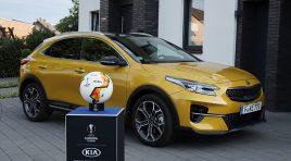 La experiencia virtual de KIA en la final de la UEFA Europa League
