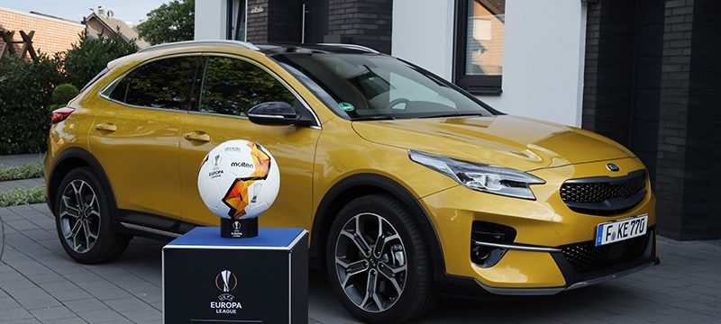 KIA – UEFA Europa League 2020