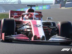 Keep Fighting Foundation F1 2020
