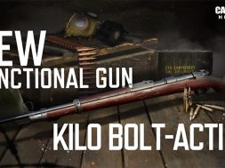 Kilo Bolt-Action CoD Mobile