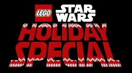 Disney+ y LEGO preparan especial navideño de Star Wars