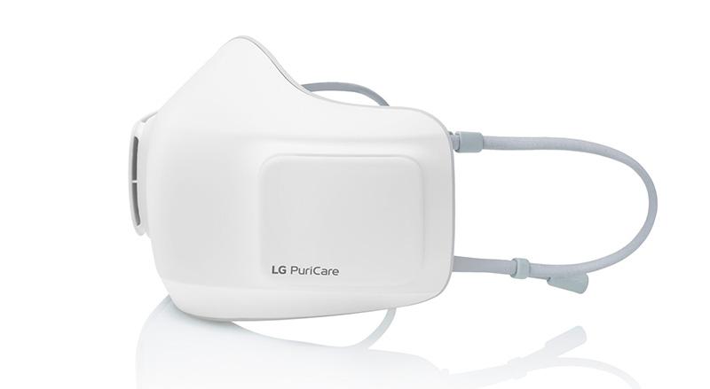 La máscara electrónica LG PuriCare Wearable Air Purifier en IFA 2020 – TechGames