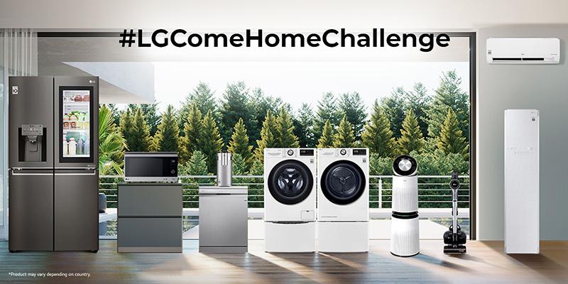 LG come Home Challenge Habitat for Humanity Korea