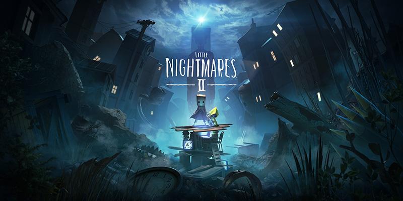 Little Nightmares II con actualización gratuita para Xbox Series X o PS5