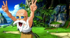 El Maestro Roshi llega esta semana a DRAGON BALL FighterZ
