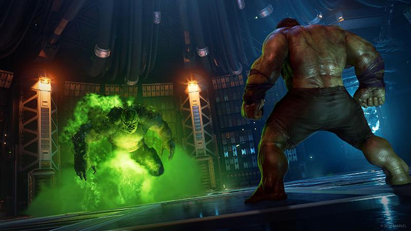 Prueba la beta abierta de Marvel's Avengers del 21 al 23 de agosto
