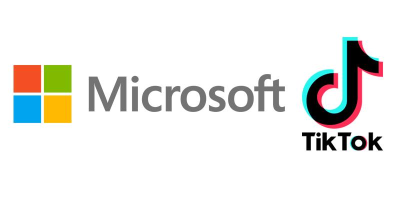 Microsoft compraría a TikTok en cuatro países; incluido Estados Unidos