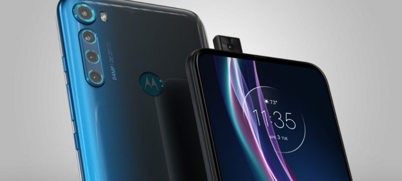 Motorola One Fusion Plus ATT Mexico
