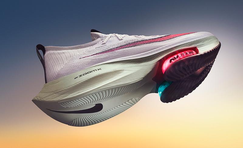 Nike AlphaFly Next blanco