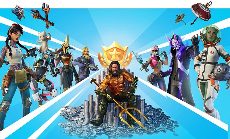 Pago Epic Games Fortnite App Store