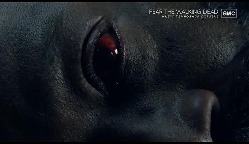 Poster Fear The Walking Dead T6 jones