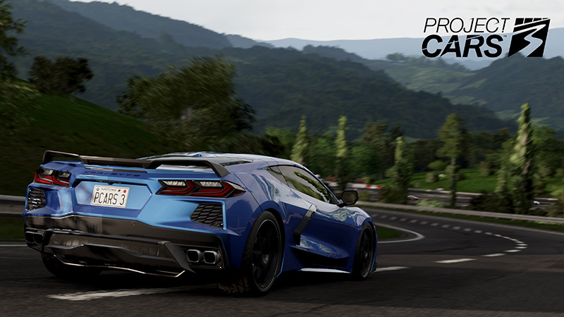 Project CARS 3 Corvette Stingray 2020