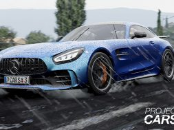 Project CARS 3 Mercedes AMG