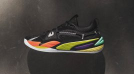 Puma lanza los RS-DREAMER del rapero J. Cole para básquetbol
