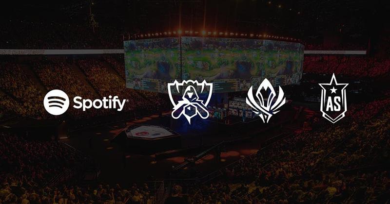 Spotify tendrá un nuevo podcast y contenido de League of Legends