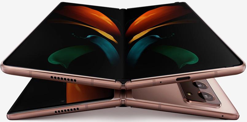 Filtrado el diseño del próximo Samsung Galaxy Z Fold 2