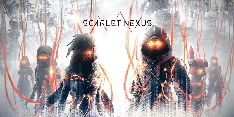 Scarlet Nexus Arte enemigos