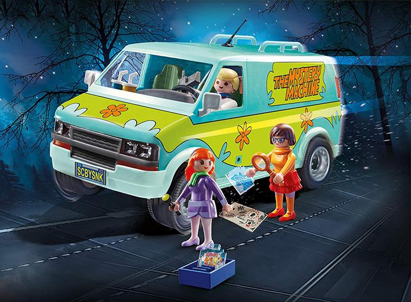 Scooby Doo Playmobil