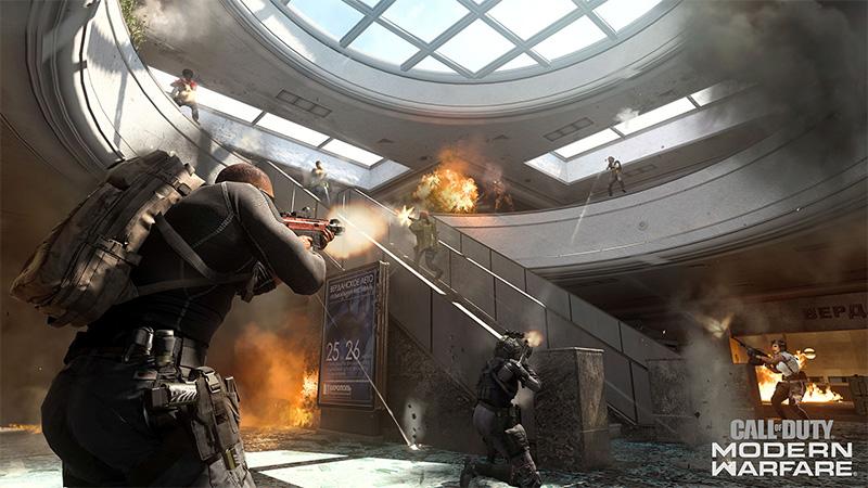 El contenido de la Temporada Cinco de Call of Duty: Warzone