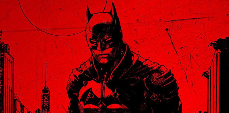 La cinta The Batman presenta su nuevo logo y primer arte