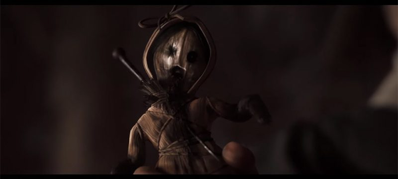 The Dark Pictures Anthology Little Hope doll