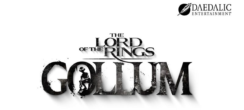 The Lords of the Rings – Gollum logo