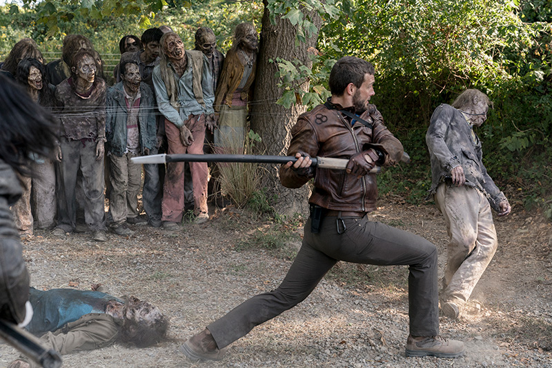 Nuevas imágenes de The Walking Dead: World Beyond