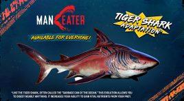 La Semana del Tiburón trae al Tiburón Tigre a Maneater