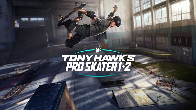 Tony Hawk's Pro Skater 1 and 2 ya está listo en Nintendo Switch
