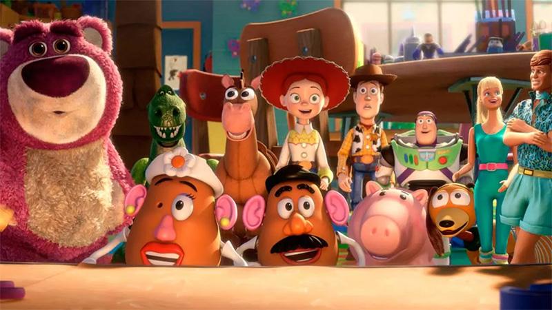 Toy Story 3 adios Netflix