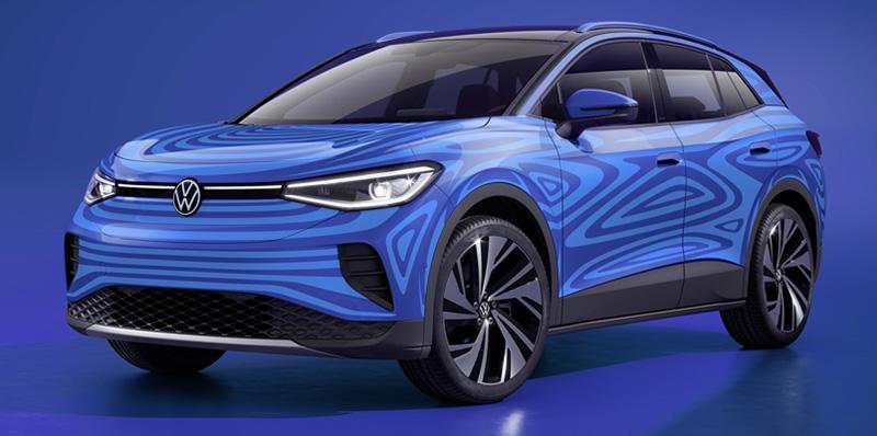 Volkswagen inicia la producción en serie de su eléctrico ID.4