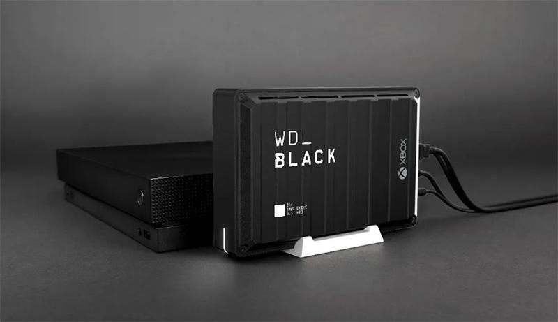 WD_BLACK D10 Precio