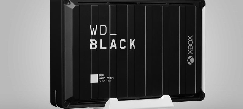 WD_BLACK D10 Xbox One