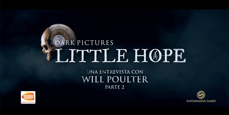 Will Poulter sigue dando info de The Dark Pictures Anthology: Little Hope