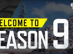 of Duty Mobile Season 9 logo necesita smartphone