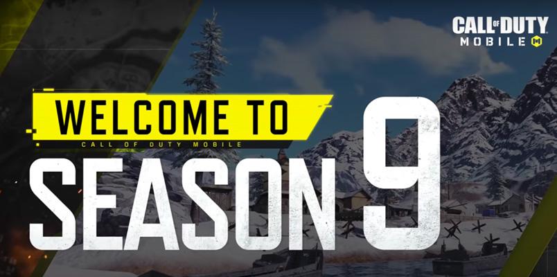 Esto necesitas para correr Call of Duty: Mobile: Season 9