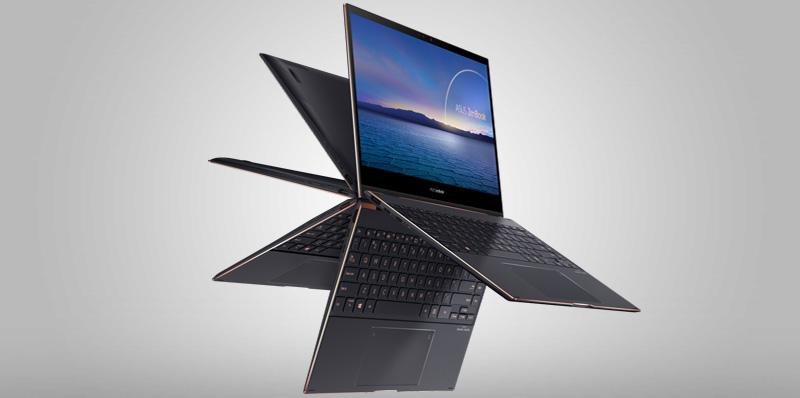 ASUS presenta sus primeras laptops con Intel Core de 11ª generación